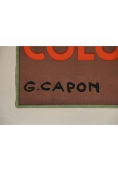 Georges Emile Capon National Colonial Exhibition of Marseille by Georges Capon 1890 1980  - 906809