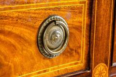Georges III Style Mahogany Sideboard - 1125437