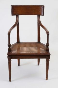 Georges Jacob Neoclassical Louis XVI Fauteuil - 1077075