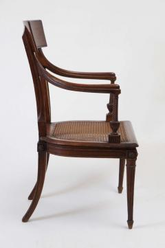 Georges Jacob Neoclassical Louis XVI Fauteuil - 1077076