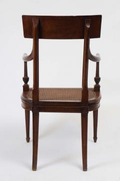 Georges Jacob Neoclassical Louis XVI Fauteuil - 1077077