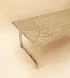 Georges Jouve Large Scaled Cocktail Table in the style of Georges Jouve - 395494