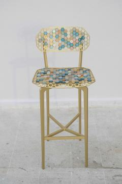 Georges Mohasseb Bee barstool - 1179324