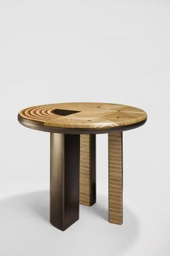 Georges Mohasseb Spiral Cycle of Life side table - 1195059