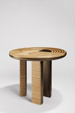 Georges Mohasseb Spiral Cycle of Life side table - 1195060