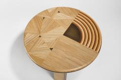 Georges Mohasseb Spiral Cycle of Life side table - 1195063