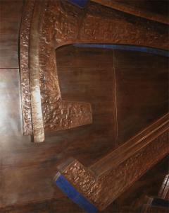 Georges Muller Decorative Copper Panel - 730576