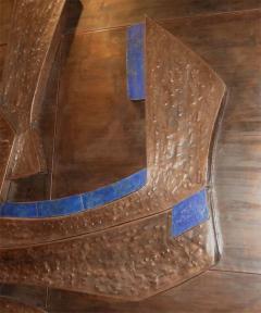 Georges Muller Decorative Copper Panel - 730577