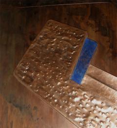 Georges Muller Decorative Copper Panel - 730579