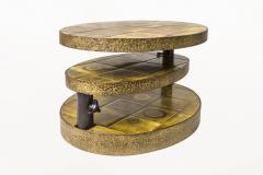 Georges Pelletier Georges Pelletier Ceramic Coffee Table for Roche Bobois circa 1970 France - 1031784