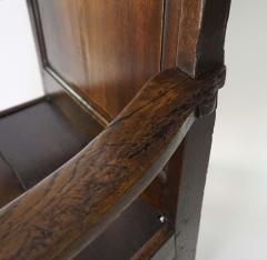 Georgian Elm Wainscot Chair - 1132927