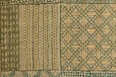 Georgian Embroidered Darning Sampler circa 1797 - 1745193
