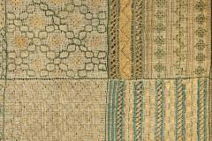 Georgian Embroidered Darning Sampler circa 1797 - 1745194