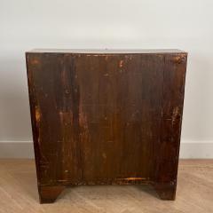 Georgian Fancy Painted Slant Front Desk England Circa Early 19th Century - 1402203