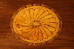 Georgian Inlaid Mahogany Pembroke Table - 660202
