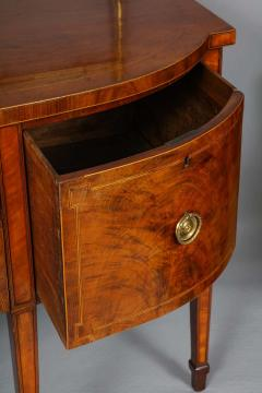 Georgian Mahogany and Satinwood Sideboard - 1315362