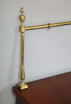 Georgian Mahogany and Satinwood Sideboard - 1315363