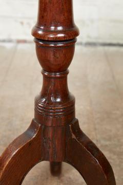 Georgian Oak Wine Table - 1957719