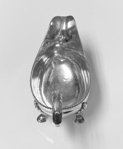 Georgian Silver Sauceboat London 1785 by Charles Hougham - 1614765
