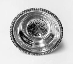Georgian Silver Wine Funnel London 1807 Thomas Wallis 11 - 1899513