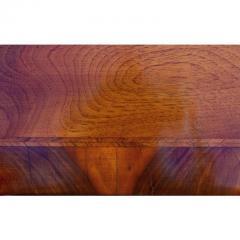Georgian Style Walnut Three Pedestal Dining Table - 1532676