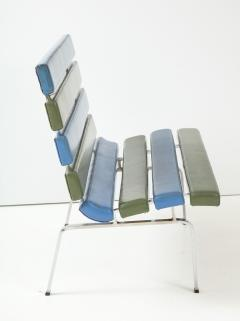 Gerald McCabe Gerald McCabe Slat Settee for Pacific Furniture - 1109043