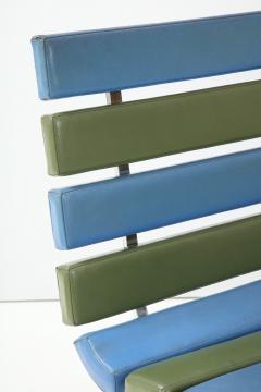 Gerald McCabe Gerald McCabe Slat Settee for Pacific Furniture - 1109046