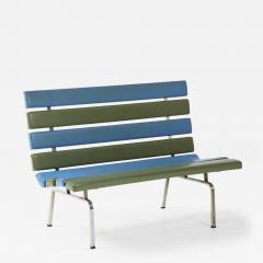 Gerald McCabe Gerald McCabe Slat Settee for Pacific Furniture - 1109281