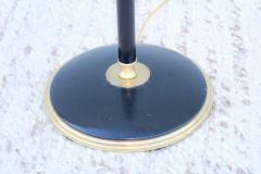 Gerald Thurston 1950s Adjustable Height Brass Floor Lamps Attributed To Gerald Thurston - 1794334