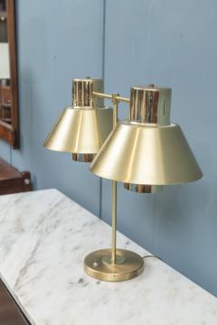 Gerald Thurston Gerald Thurston Brass Table Lamp for Lightolier - 2096379
