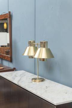 Gerald Thurston Gerald Thurston Brass Table Lamp for Lightolier - 2096380