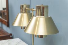 Gerald Thurston Gerald Thurston Brass Table Lamp for Lightolier - 2096381