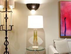 Gerald Thurston Gerald Thurston Sculptural Brass Table Lamp 1950s - 261496