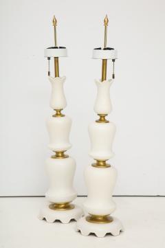 Gerald Thurston Pair of Gerald Thurston lamps  - 1154962
