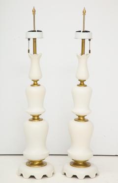 Gerald Thurston Pair of Gerald Thurston lamps  - 1154963