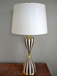 Gerald Thurston Pair of Harlequin Table Lamps by Gerald Thurston - 211165