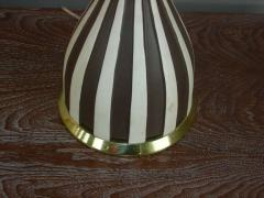 Gerald Thurston Pair of Harlequin Table Lamps by Gerald Thurston - 211168