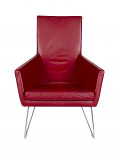 Gerald Van Den Berg Pair of Don Lounge Chairs - 195455