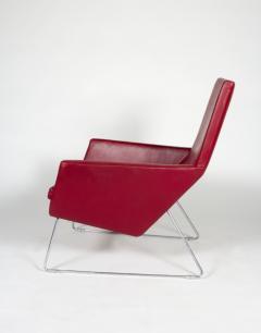Gerald Van Den Berg Pair of Don Lounge Chairs - 195463