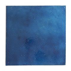 Gerard Simo n BLUE GLAZED CERAMIC SIDE TABLE 41 - 2100038