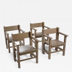 Gerard Wijnen Dutch Modernist Bossche school Armchairs by Gerard Wijnen 1950s - 1470801