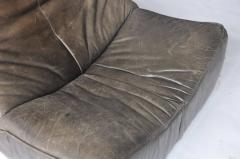 Gerard van den Berg 1970s Leather Chair by Gerard Van Den Berg for Montis - 556579