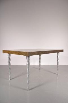 Gerard van den Berg 1980s Memphis Style Dinner Table - 813256