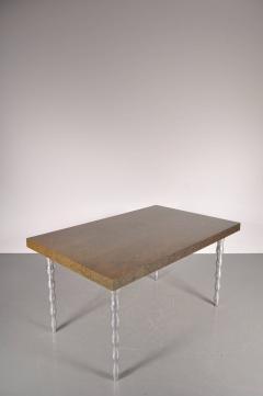 Gerard van den Berg 1980s Memphis Style Dinner Table - 813258