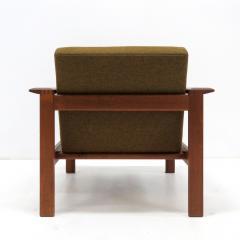 Gerhard Berg Gerhard Berg Kubus Lounge Chairs 1960 - 1136828