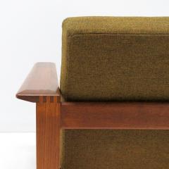 Gerhard Berg Gerhard Berg Kubus Lounge Chairs 1960 - 1136830