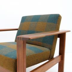 Gerhard Berg Gerhard Berg Kubus Lounge Chairs 1960 - 1136831
