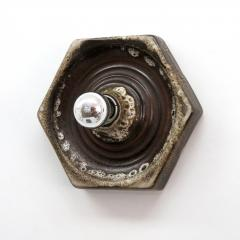 German Ceramic Wall Lights 1960 - 1007615