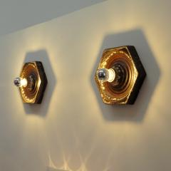 German Ceramic Wall Lights 1960 - 1007620