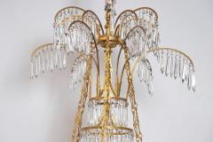 German Neoclassic Ormolu and Cut Glass Twenty Four Light Chandelier circa 1795 - 1983921